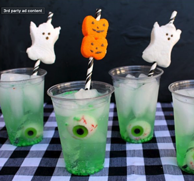easy halloween drink for kids