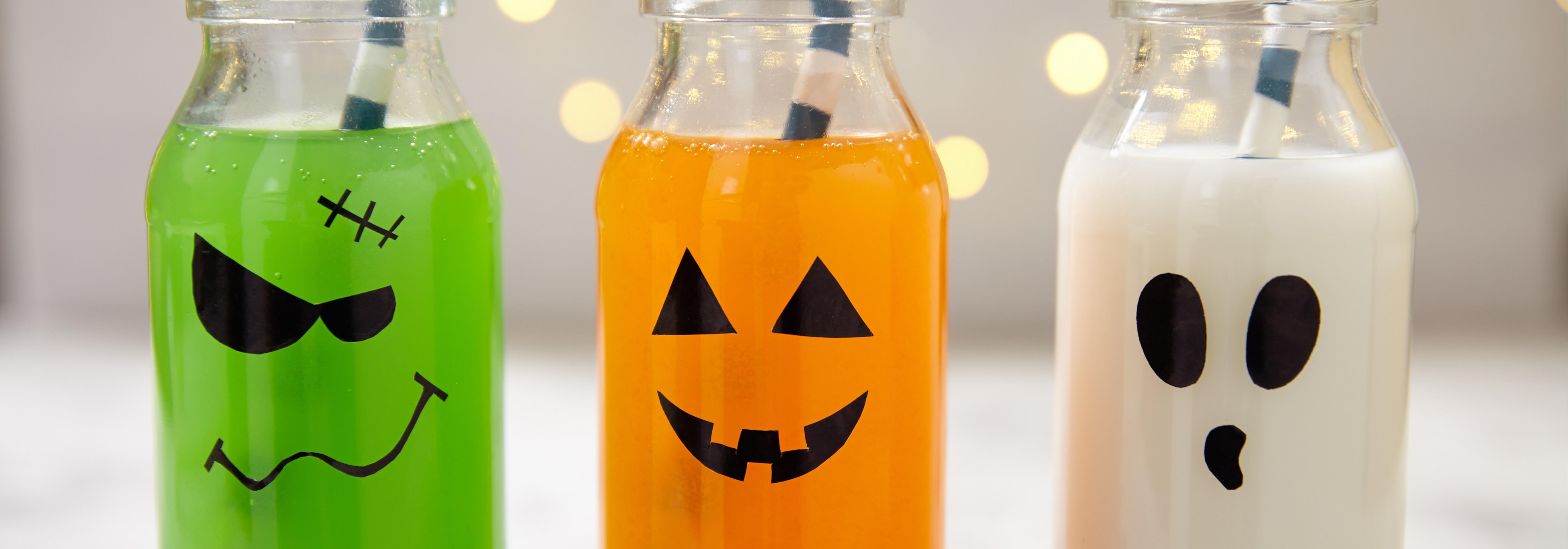 halloween mocktails for kids